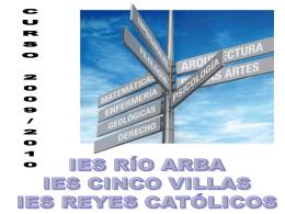 Diapositiva 1 - Orientación Académica IES Reyes