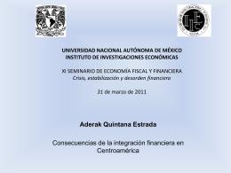 UNIVERSIDAD NACIONAL AUTÓNOMA DE MÉXICO INSTITUTO