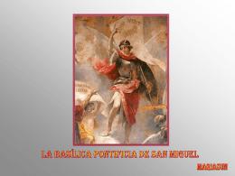 Diapositiva 1 - Basílica San Miguel
