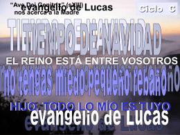 evangeli - Grupo compañeros de Jesús