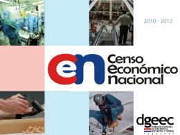 Censo Económico Nacional