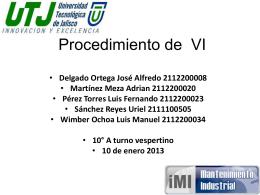 Distribuciones muéstrales de las inspecciones
