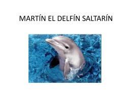 MARTÍN EL DELFÍN SALTARÍN
