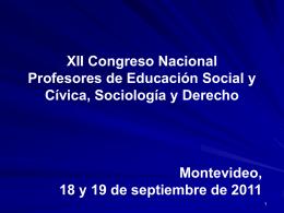 LA PRÁCTICA DOCENTE - La Asociación | Profesores