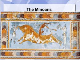 The Minoans - Edgewater Public Schools