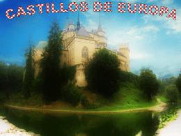 CASTILLOS DE EUROPA - pps hélène et Alain