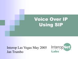 SIP iLabs Class LV 2005