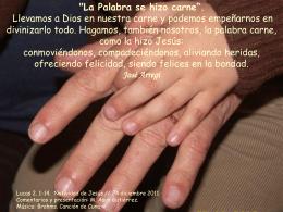 Natividad de Jesús. 24-12-2009