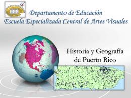 Departamento de Educación Escuela Especializada