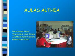AULAS ALTHIA