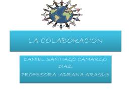 La colaboración