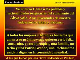 El espíritu de Nicaragua
