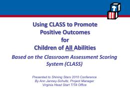 CLASS Skills - LiteracyAccess Online