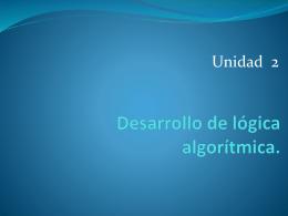 Algoritmos y Lenguajes de Programación