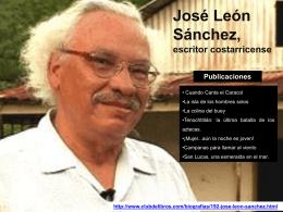 José León Sánchez
