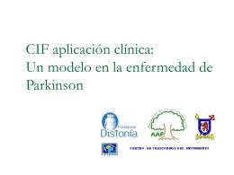 Enfermedad de Parkinson: Rol de la Rehabilitación