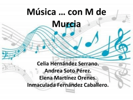 Música murciana