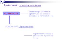 Al-Andalus: La invasión musulmana