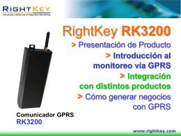 RightKey S.A. -- Presentación Comercial