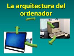 Componentes básicos del ordenador