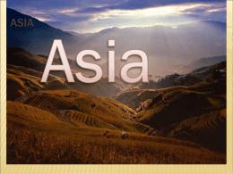 Asia - Blog de Geografía, Geografía Económica y