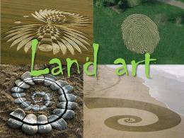 Land art - plásticamontepinar