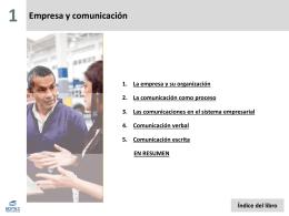 UD1 Empresa y comunicación