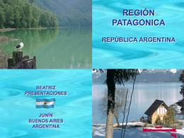 REGIÓN PATAGONICA
