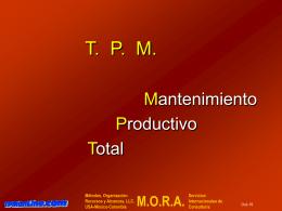T.P.M. en español