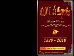 Museo del DNI en España