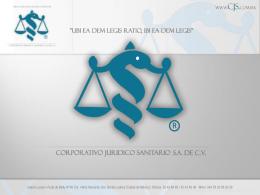 Bioética - Corporativo Juridico Sanitario