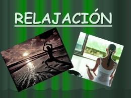 RELAJACIÓN - Educacionfisicacsvp`s Blog
