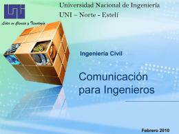 PowerPoint Template - Máster Sergio J. Navarro