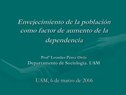 COORDINACIÓN DE LOS SISTEMAS DE PROTECCIÓN SOCIAL