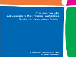 Programa de Religión Católica Conferencias