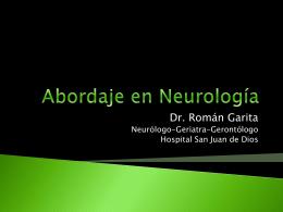 Abordaje en Neurología
