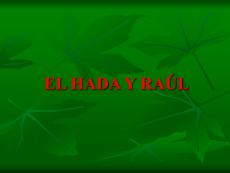 EL HADA Y RAÚL