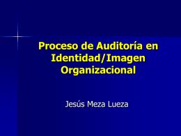 Proceso de Auditoría en Imagen Pública