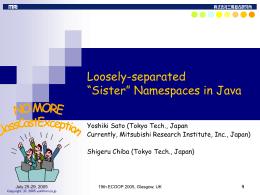 スライド 1 - University of Tokyo
