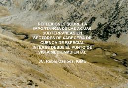 Diapositiva 1 - Instituto Geológico y Minero de