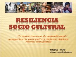 Diapositiva 1 - Psicología Intercultural