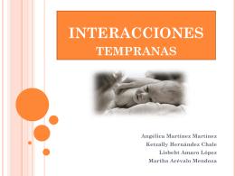 INTERACCIONES - Diplomado formación