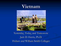 After the War - Hobart and William Smith Colleges: