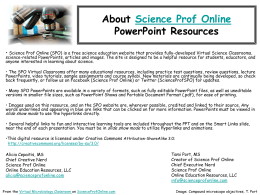 History of Microbiology PowerPoint Lecture -