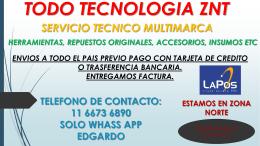 TELEFONO DE CONTACTO: 11 6673 6890 SOLO WHASS APP