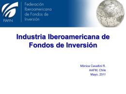 Industria Iberoamericana de Fondos de Inversión