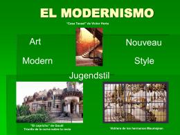 EL MODERNISMO - FBISD Campuses