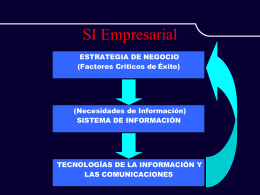 Presentación Administración de Sistemas de