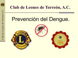 ¿Que es dengue?