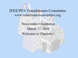 IEEE Transformers Committee